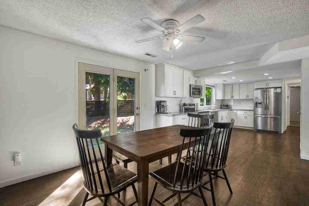 Kitchen in a home for sale Auburn WA